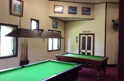 Yungaburra Hotel Pool Table