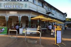Yungaburra Hotel Outdoors